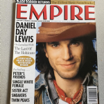 Empire Magazine December 1992 issue 42 Daniel Day Lewis